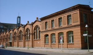 Berlin Moabit market hall